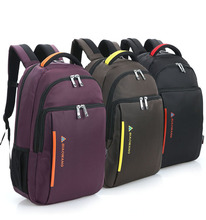 High quality 1680D strong nylon business bag 14 15 17 inch waterproof school laptop backpack