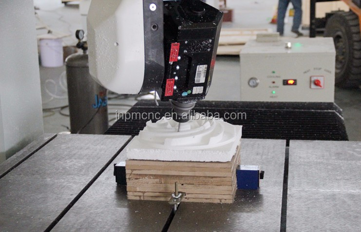 outdoor furniture machine 5 axis mold machine