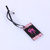 Sinicline hang tag with color eyelet for garment/clothing label