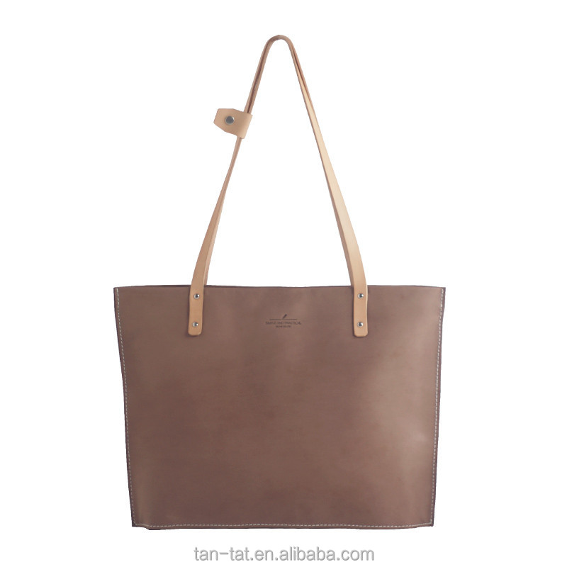 Top Quality Women Shopping Realy Leather Tote Bags