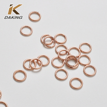 2% BCUP-6 PHOS-COPPER BRAZING RING COPPER ALLOY SILVER SOLDER RING