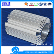 Hebei aluminum profile extrusion LED heat sink