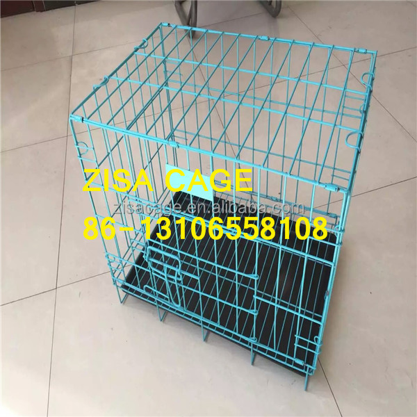 90cm x60cm ' metal indoor dog crate /dog kennel for sale wholesale !