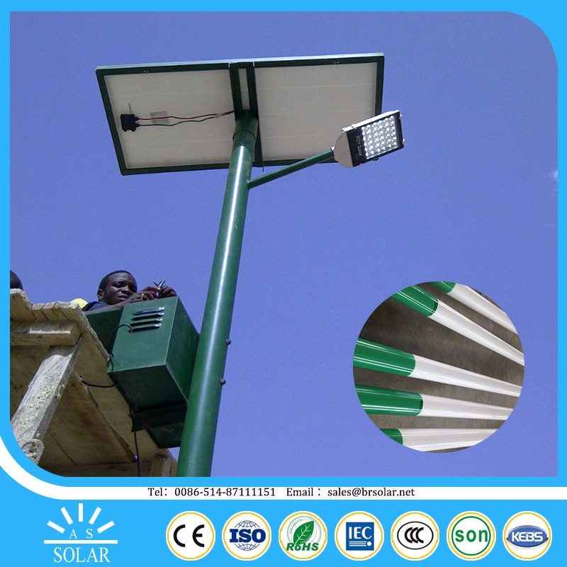 High Power fast supplier 12v solar 30w led street light