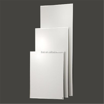 White Infrared Panel Heater efficient,eligent and easy to install