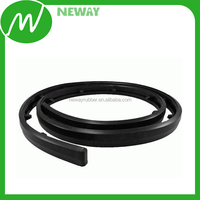 2015 New Rubber Custom Silicone Bumper Strip