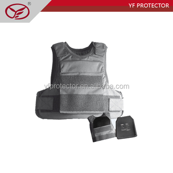 High Quality body armor with molle system Kevlar Bulletproof Vest