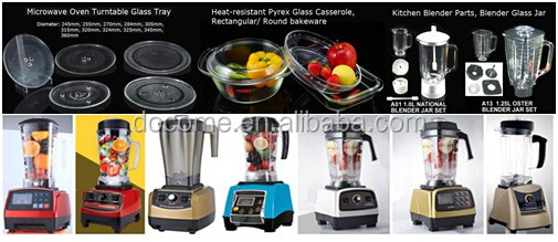 kitchen blender spare parts, blender blade cutter, gasket and bottom cap fitting 4655 blender