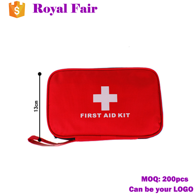 2017 Portable Nylon Domestic Medical Case for Family