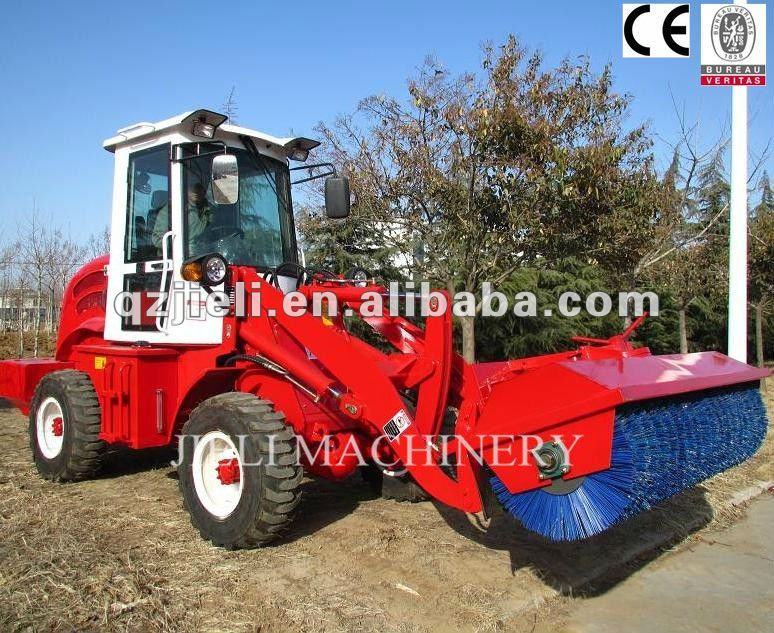 Hot sale tractor loader -with quick change, joystick