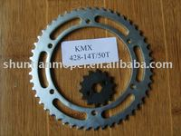 D-64 motorcycle sprocket