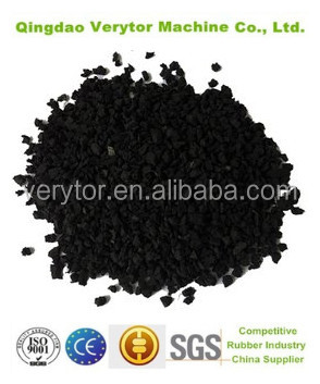High epdm rubber content Rubber Granule from factory