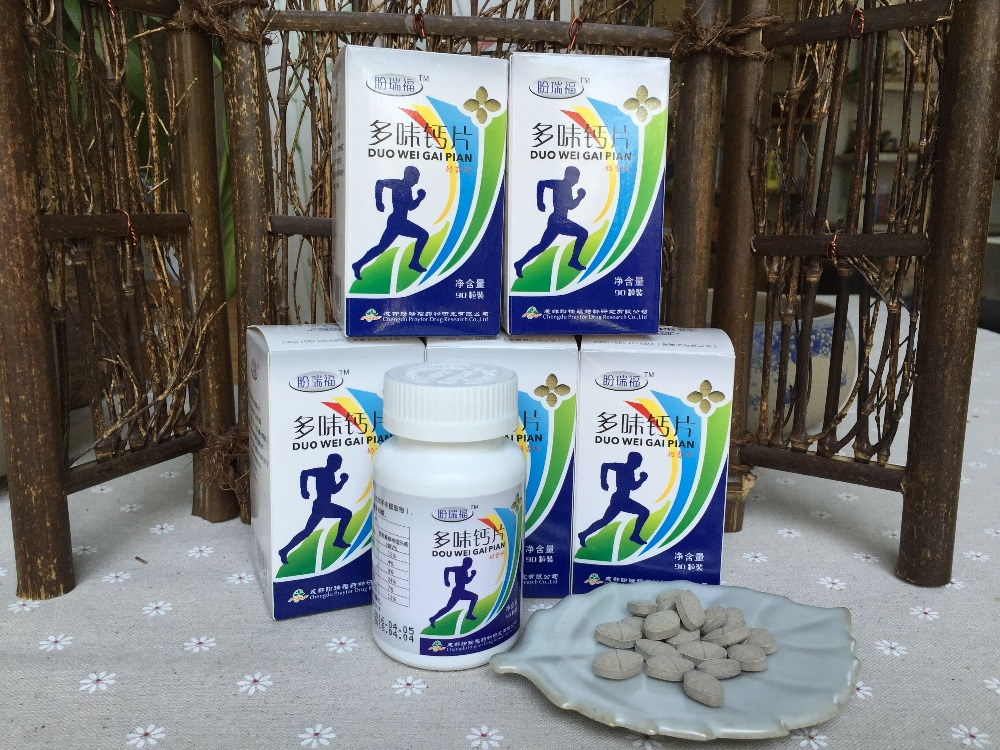 Calcium complex tablet for all ages health product