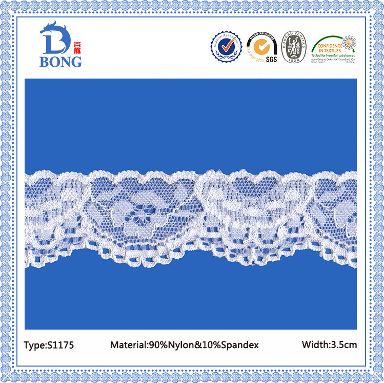 Good quality best design battenburg lace trim