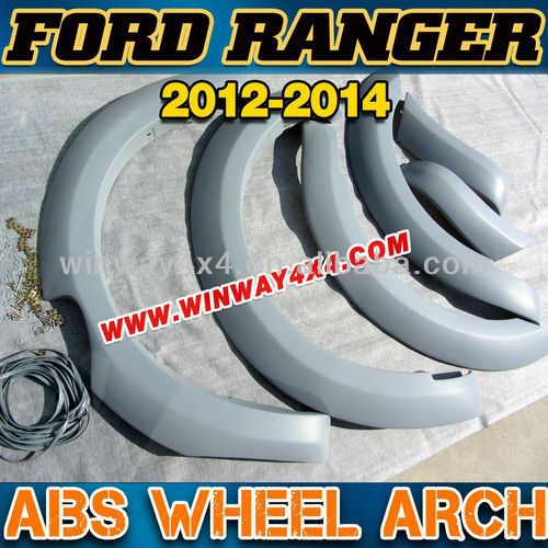 ABS WHEEL ARCH FOR FORD RANGER 2012-2014