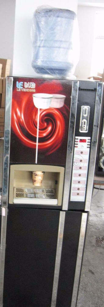 Espresso F306-DX coffee vending machine for hotel