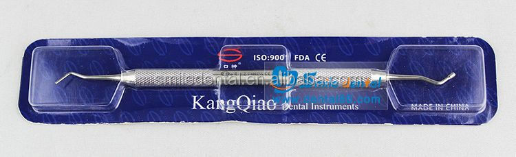 China dental instrument supply Behrman Amalgam Plugge kangqiao Amalgam pluggers