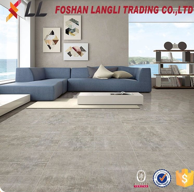 Hot selling 60 60 white horse non slip wood look discontinued ceramic floor tile