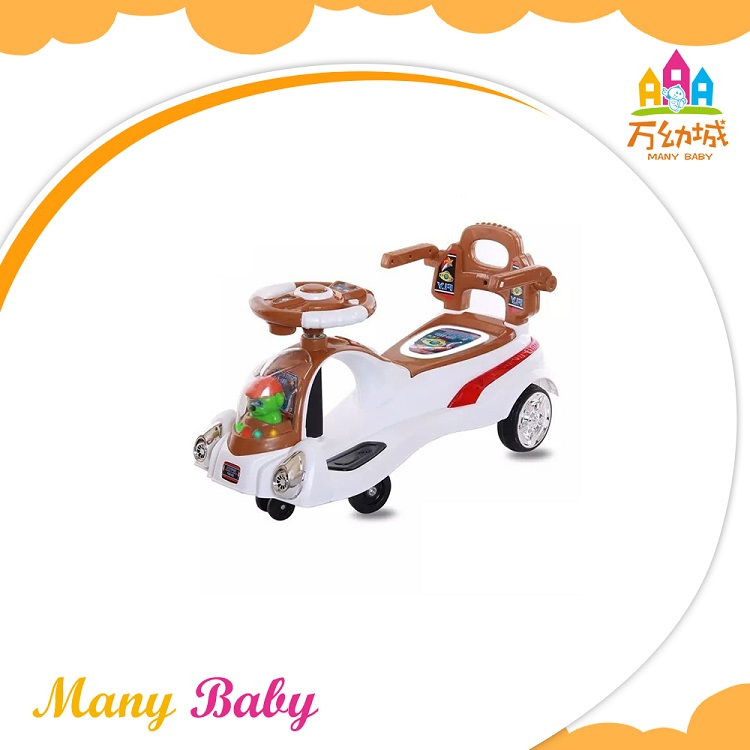 China manufacturer popular Colorful baby ride ons