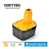superior replacement for rechargeable dewalt 12v dw9072 power tool battery