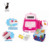 2018 Hot Item Funny Educational Cash Register Play Set Toy With Calculator
