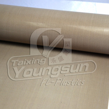 PTFE Coated Fabrics for Curing rubber and plastic foams and sponge