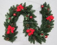 Artificial christmas garland