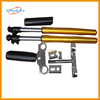 Dirt bike parts monkey bike front fork with clamp for pitbike