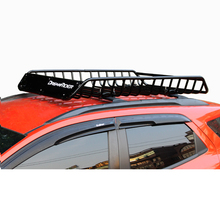 all aluminum rack 4x4 cross bars car roof luggage rack basket