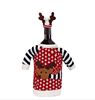 2015 novelty decorative reindeer sweater Christmas wine bottle covers