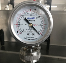 Pressure gauge, Stainless steel Manometer with high quality