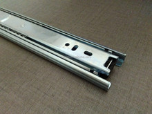 45mm 3-fold Kitchen Cabinet Ball Bearing Drawer Runner Drawer Slide