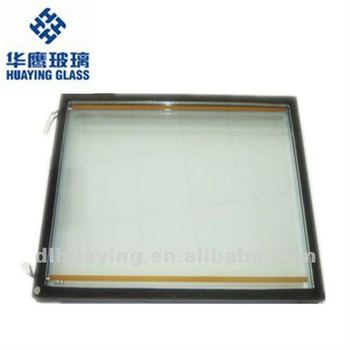 2012 Hot-sale Electric Heated Glass for Freezer/Refrigerators