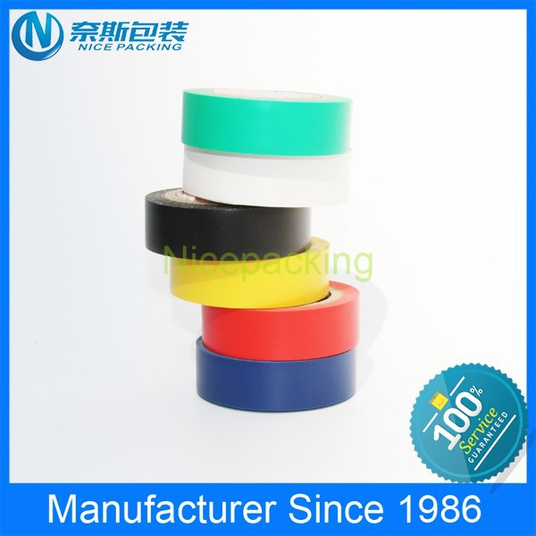 High Quality Voltage Insulating PVC Electrical Insulation Tape
