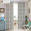 NAPEARL customized luxury style blcakout curtain for room decoration