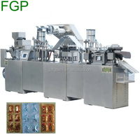 Double Aluminum blister packing equipment Pharmaceutical machine manufacturer