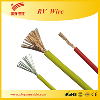 Flexible electric wire cable RV cable