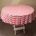 100% waterproof eco-friendly plastic table cloth