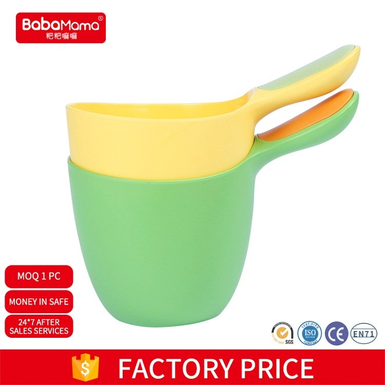 wholesale kitchen tool portable China color baby colorful water scoop