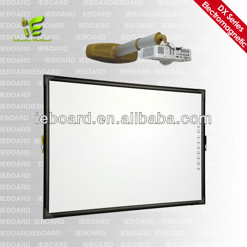 Stable 89 inch smartboard for interactive teaching system