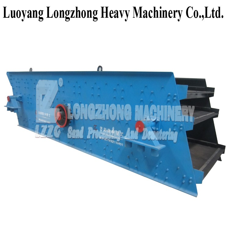 100tph capacity sand washing line