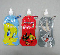 Plastic Drinking Bottle/Clear Plastic Container With Lid 14