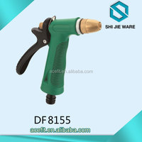 Cheap Garden Handle Tool China Factory Plastic Water Hose Spray Gun Best Quality Watering Nozzle