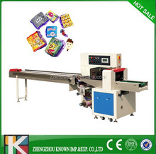 low price milk tea sachet biscuit bread pouch filling packing machine in india