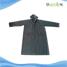 Adult PVC new stock rain poncho/ wholesales raincoat for promotional gift/travel/out door