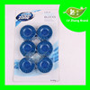 Anti Bacteria Auto Toilet Bowl Cleaner, blue bubble toilet block,WC toilet rim block