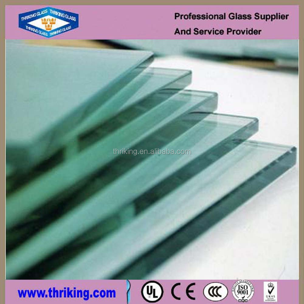 5mm thick density toughened glass factory