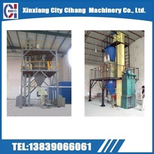 complete set equipment of Dry Mortar Plant complete set equipment low cost less occupation area