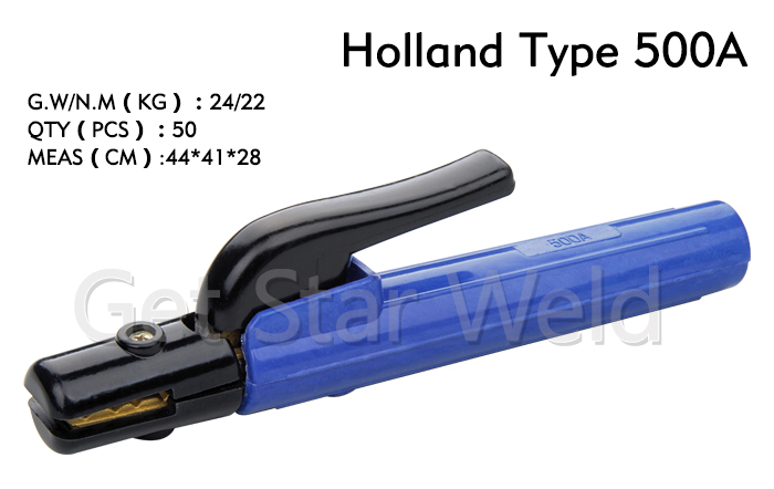 300A 500A holland electrode holder