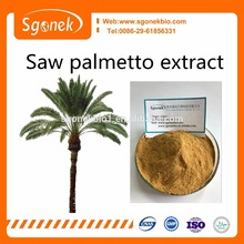 Good quality Natural Saw Palmetto Extract CAS NO.84604-15-9 in bulk stock